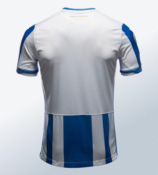 Camiseta titular 2018/19 del Leganés | Imagen Web Oficial