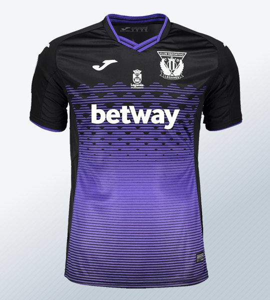 Tercera camiseta 2018/19 del Leganés | Imagen Web Oficial