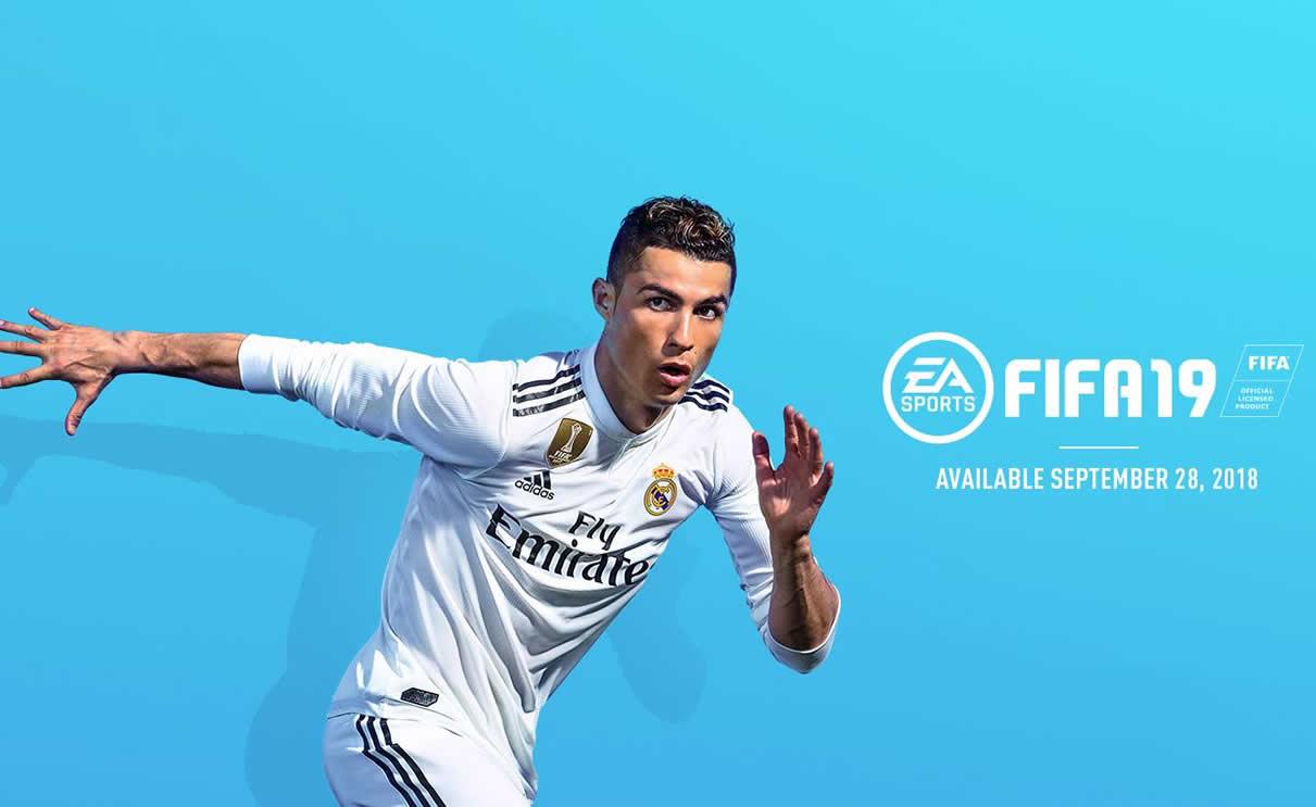 CR7 volverá a ser la portada de la edición 2019 | Image EA Sports