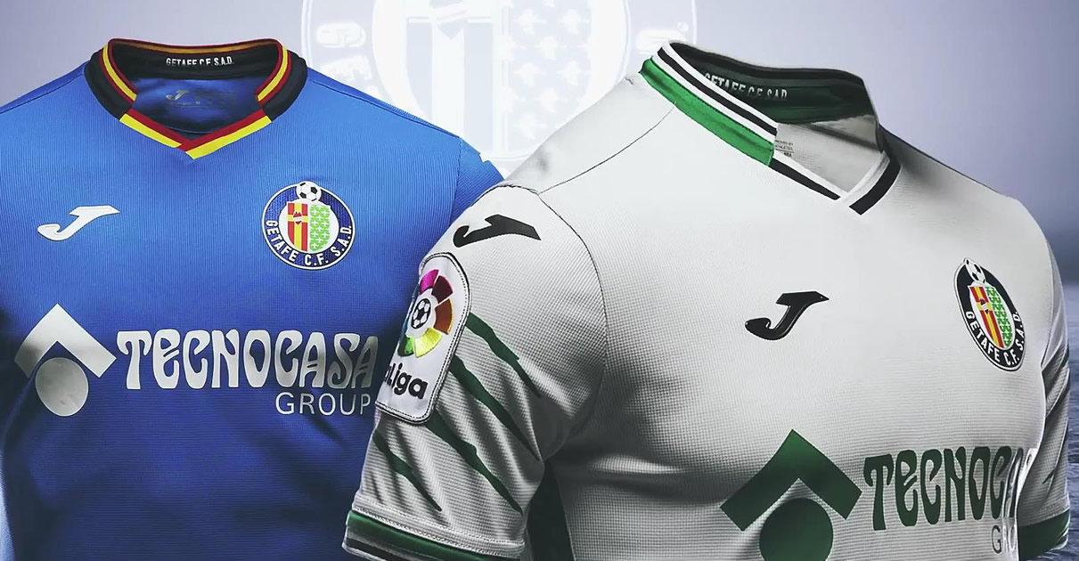 Camisetas Joma del Getafe CF 2018/19