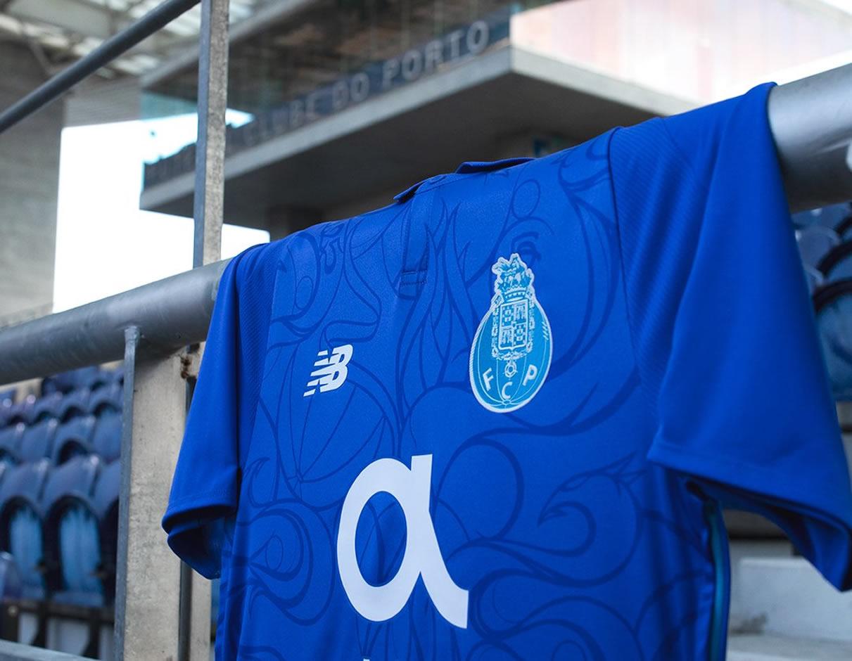 Tercera camiseta 2018/19 del Porto | Imagen New Balance