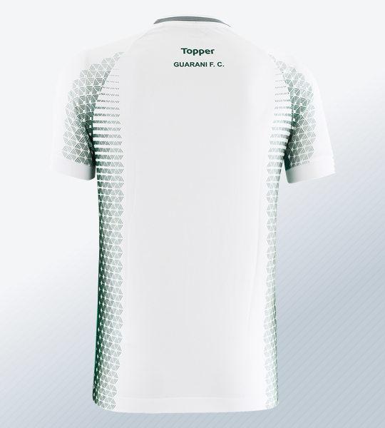 Camiseta suplente del Guarani FC | Imagen Topper