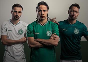 Camisetas del Guarani FC | Imagen Topper