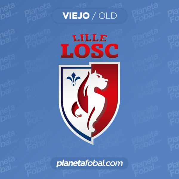 Escudo anterior (2012/2018) del LOSC Lille | Imagen Web Oficial
