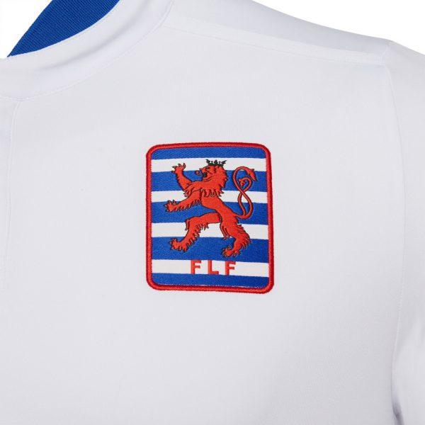 Camiseta suplente de Luxemburgo 2018/19 | Imagen Macron