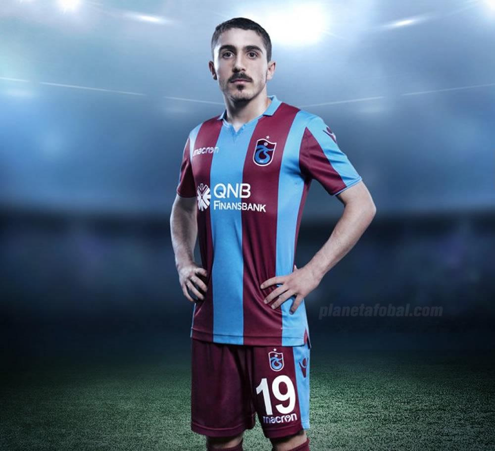 Camiseta Macron del Trabzonspor 2018/19 | Imagen Web Oficial