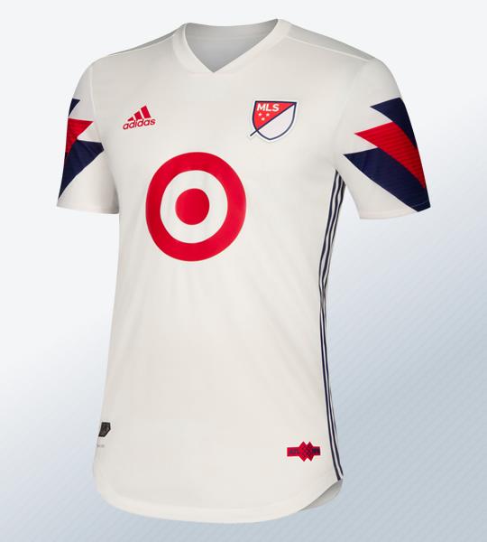Camiseta del Juegos de las Estrellas de la MLS 2018 | Imagen Web Oficial