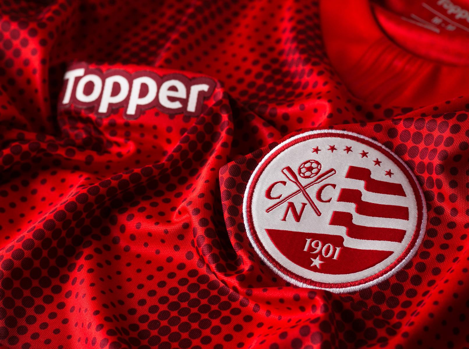 Tercera camiseta del Náutico 2018/19 | Imagen Gentileza Topper