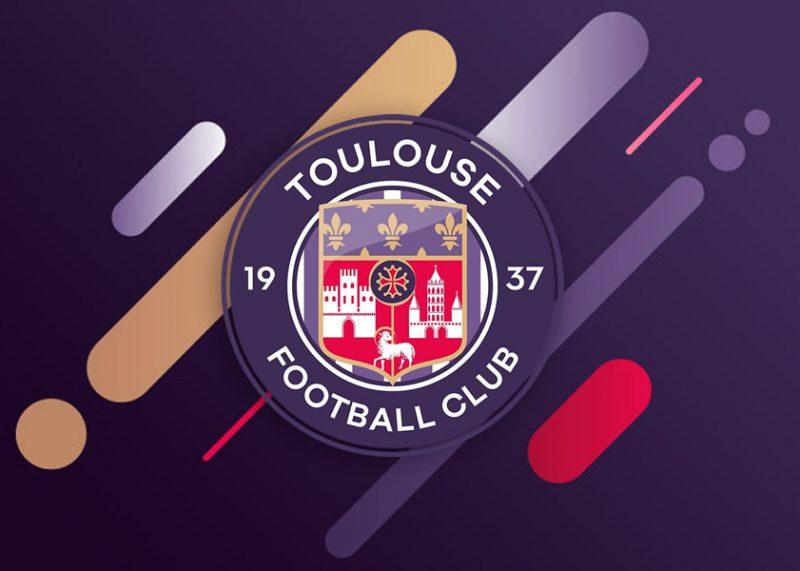 Nuevo escudo del Toulouse FC | Imagen Web Oficial