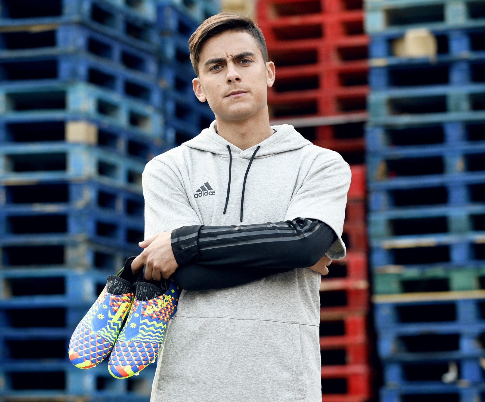 Paulo Dybala firmó contrato con Adidas | Imagen Instagram Oficial