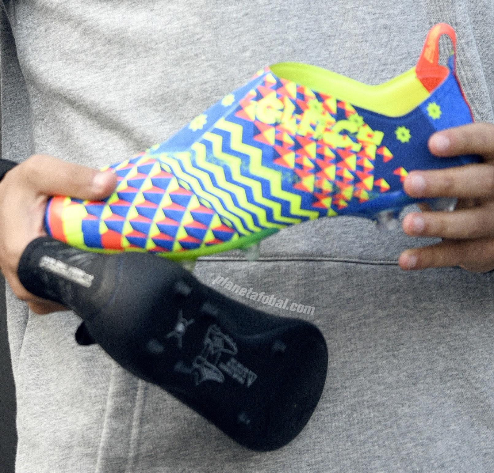 Los botines de Paulo Dybala para el Mundial de Rusia 2018 | Foto Adidas