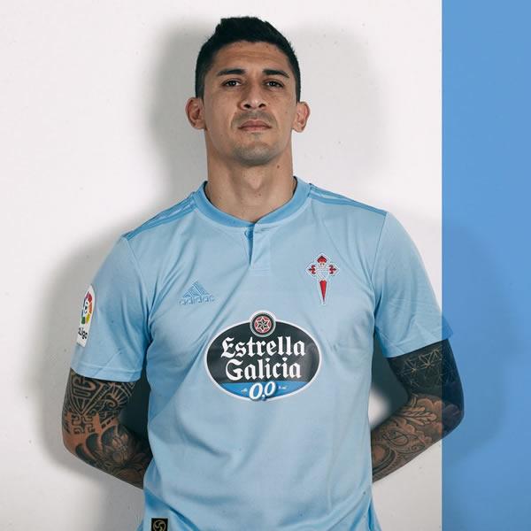 Camiseta titular Adidas 2018/19 del RC Celta | Imagen Twitter Oficial