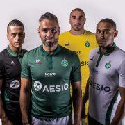 Camisetas del AS Saint-Étienne | Imagen Web Oficial