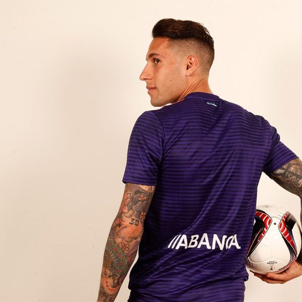 Camiseta suplente Adidas 2018/19 del RC Celta | Imagen Web Oficial