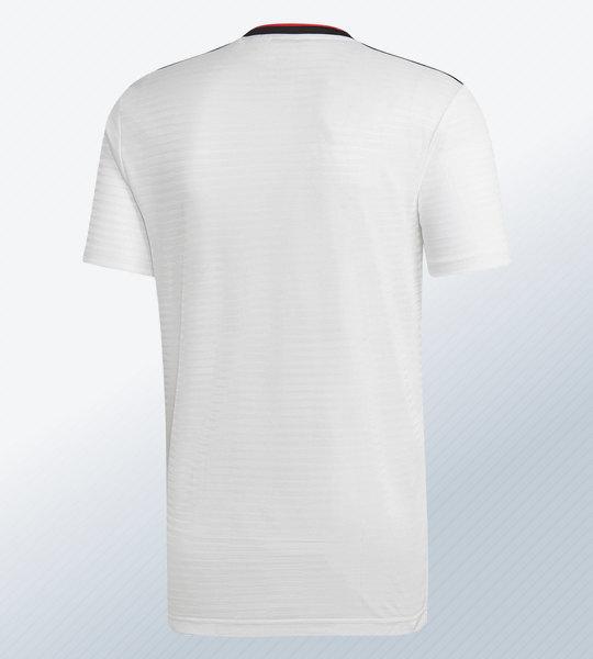 Camiseta suplente 2018/19 del Benfica | Imagen Adidas