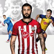 Camisetas Under Armour del Southampton 2018/19   Foto Web Oficial