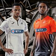 Camisetas Joma del Swansea City | Imagen Web Oficial