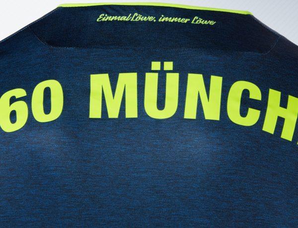 Camiseta suplente 2018/19 del TSV 1860 München | Imagen Macron