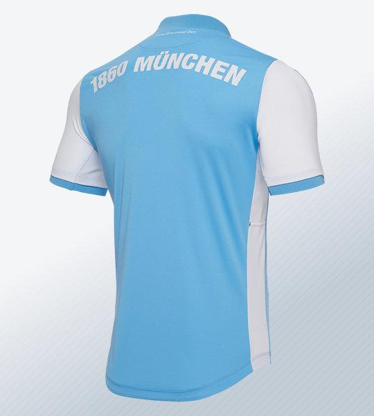 Camiseta titular 2018/19 del TSV 1860 München | Imagen Macron