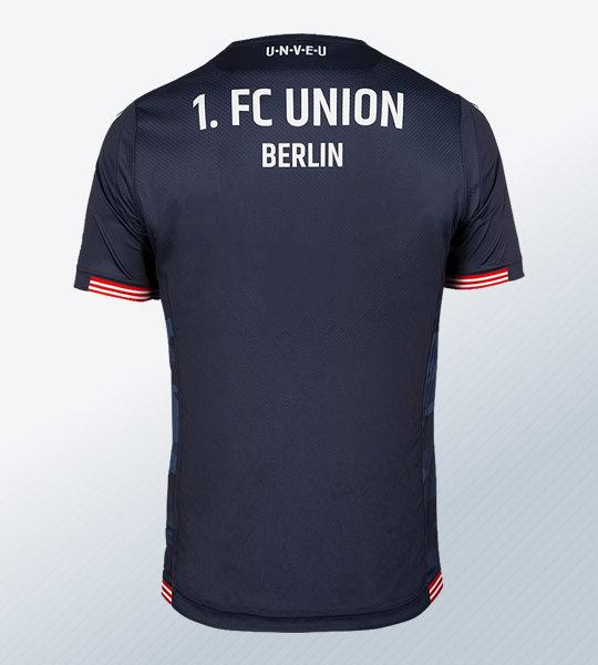 Tercera camiseta Macron del Unión Berlín | Imagen Web Oficial