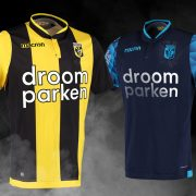 Camisetas Macron 2018/19 del Vitesse Arnhem   Imagen Web Oficial