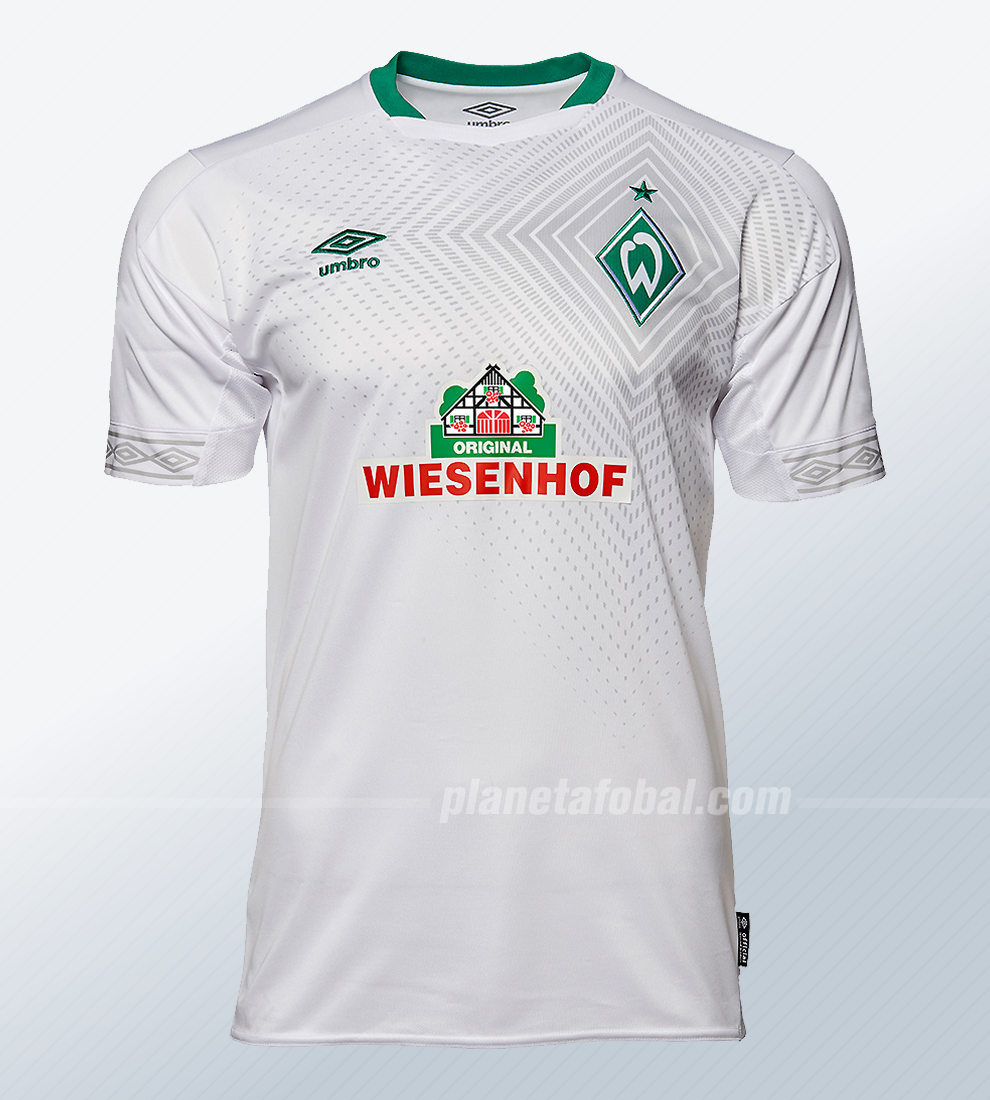 """1a145b9a0a """"Event-Trikot"""" Umbro del Werder Bremen 2018 19"""