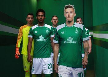 Camiseta titular Umbro del Werder Bremen 2018/19 | Imagen Web Oficial