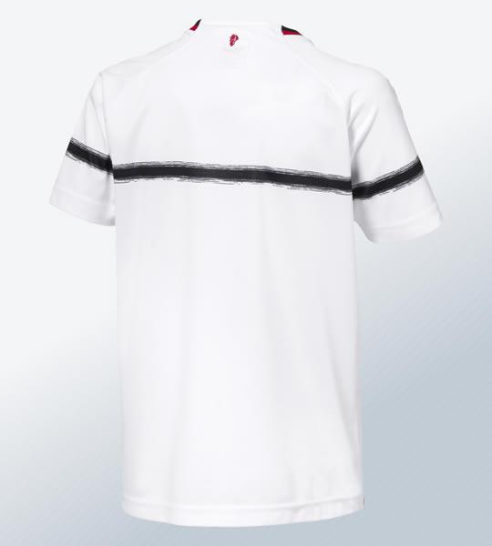 Camiseta suplente Puma del AC Milan para 2018/2019 | Foto web oficial