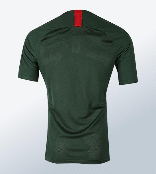 Camiseta suplente 2018/19 Nike del AS Monaco | Imagen Web Oficial