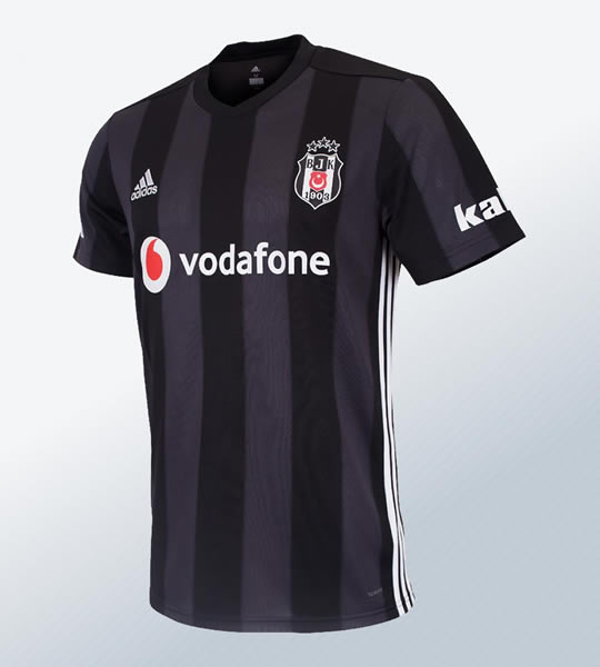 Tercera camiseta Adidas del Besiktas 2018/19 | Imagen Web Oficial