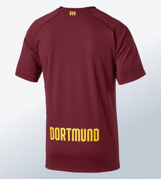 Tercera camiseta 2018/19 del Borussia Dortmund | Imagen Puma
