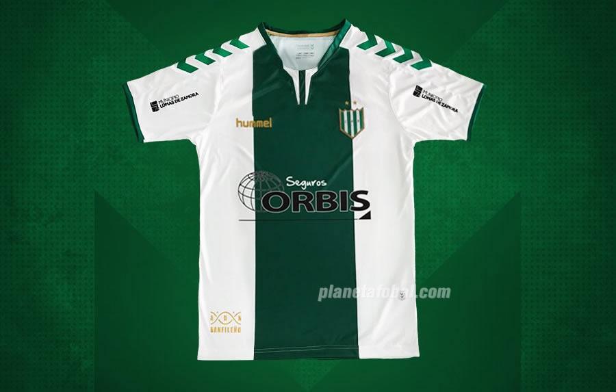 Camiseta alternativa 1 de Banfield 2018/19 | Imagen Hummel Argentina