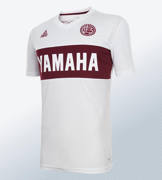 Camiseta alternativa de Lanús 2018/19   Imagen Peak