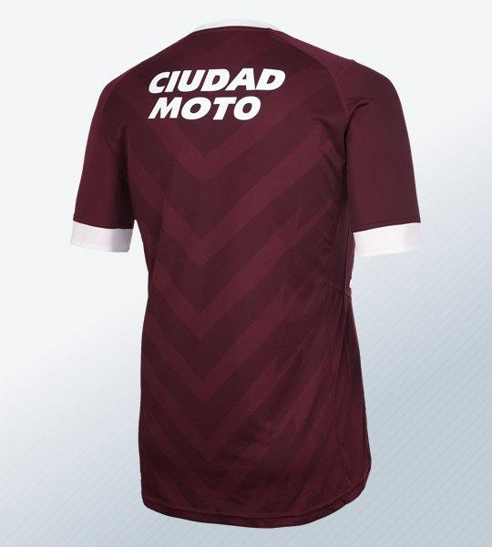 Camiseta titular de Lanús 2018/19   Imagen Peak