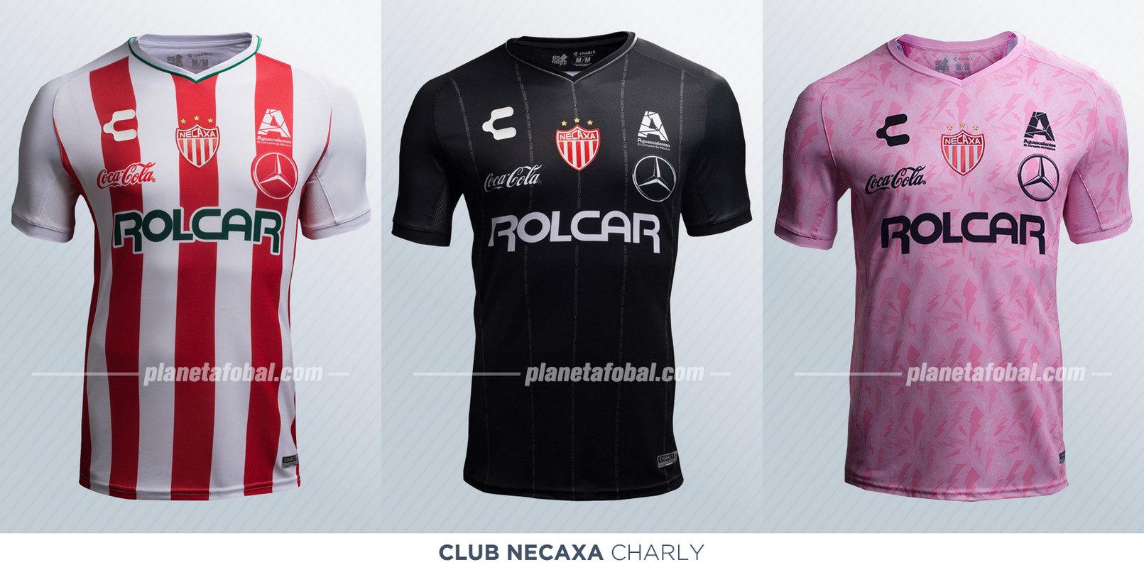 c8c14d8441b4e Camisetas del Club Necaxa (Charly)