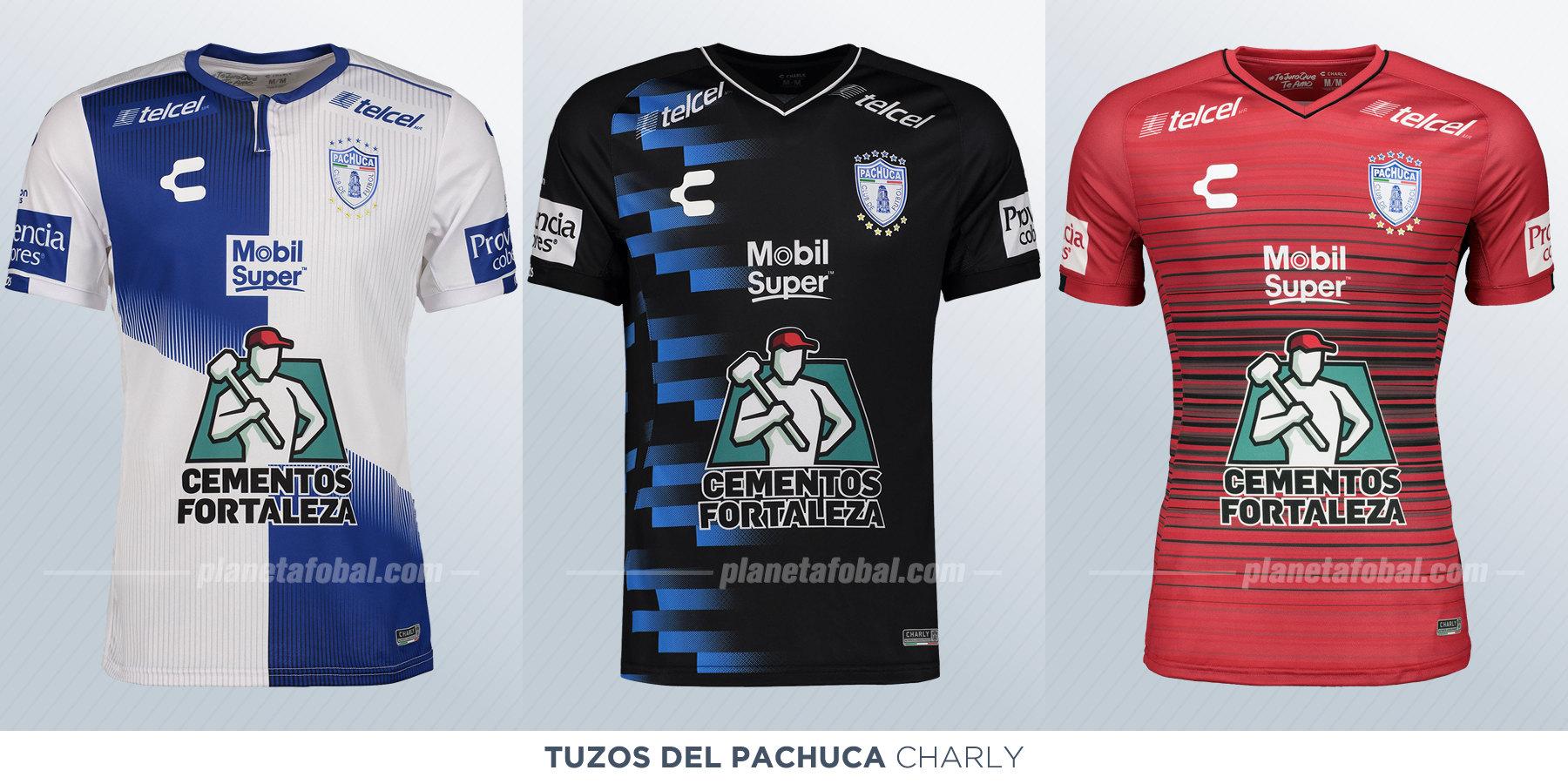 219e8f8982b3a Camisetas de la Liga Mexicana 2018 2019