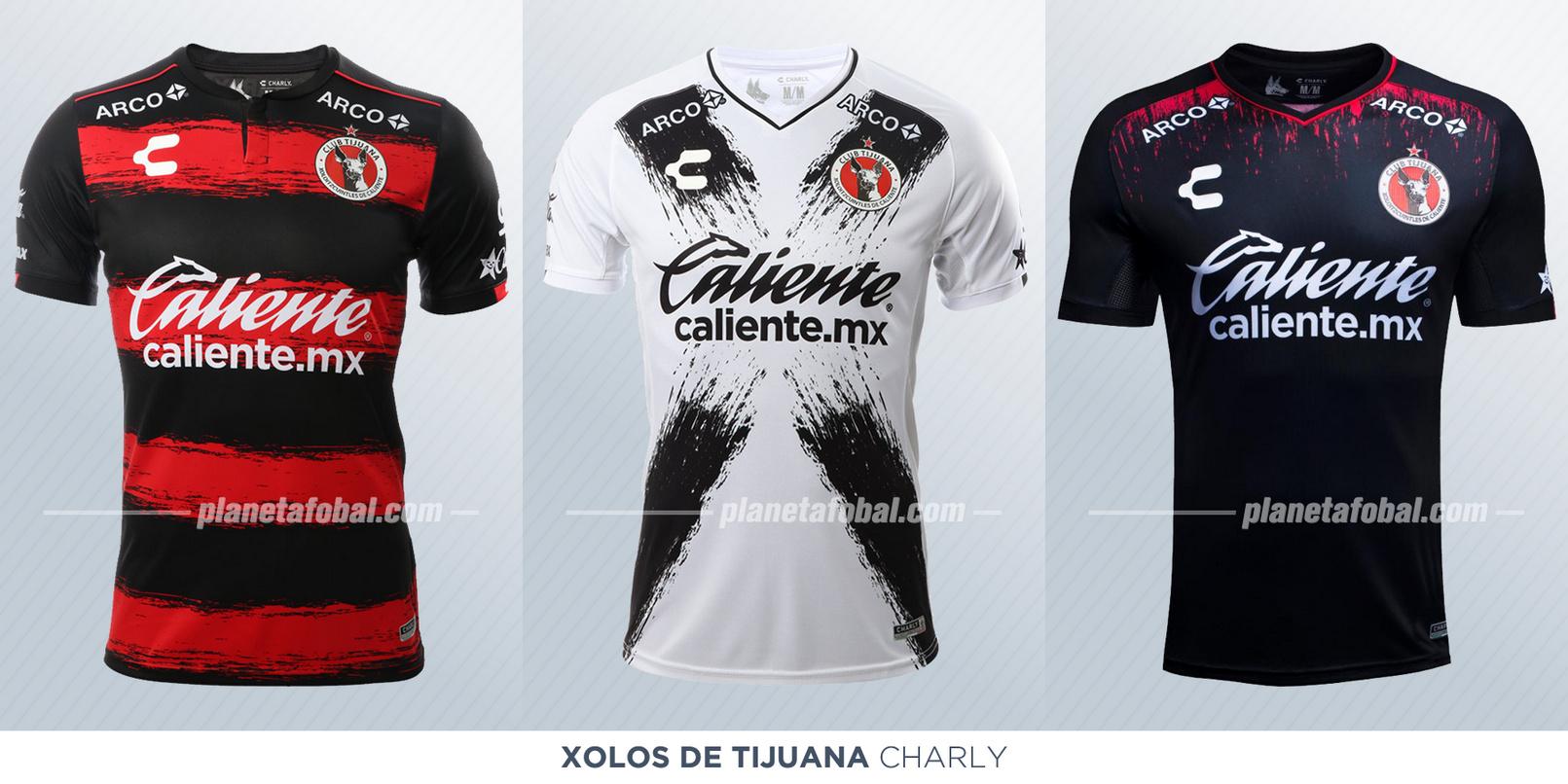 d566c02acbfdc Camisetas de los Xolos de Tijuana (Charly)