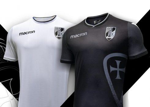 Camisetas del Vitória Sport Clube 2018/19 | Imagen Macron