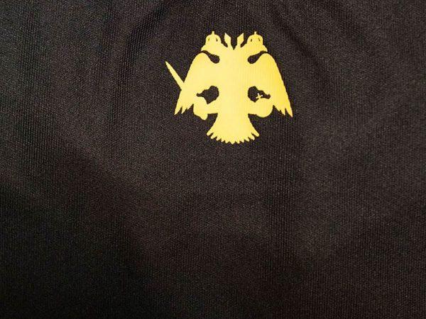Camiseta suplente Capelli Sport del AEK | Imagen Web Oficial