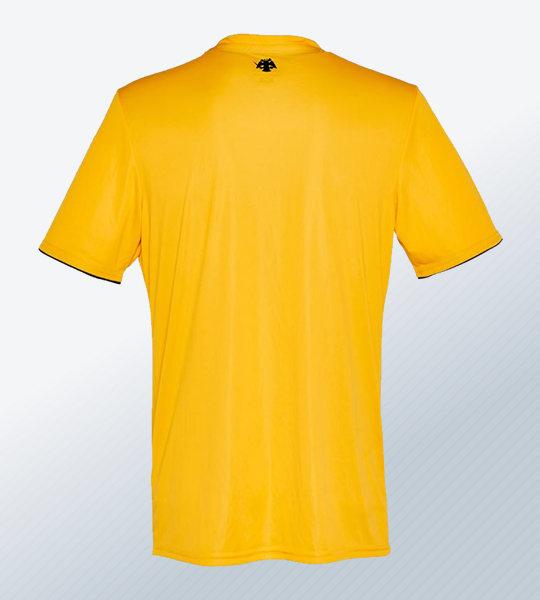 Camiseta titular Capelli Sport del AEK | Imagen Web Oficial