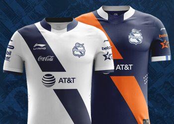 Camisetas Li-Ning del Puebla | Imagen Twitter Oficial