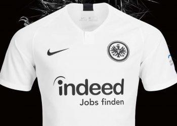 Camiseta suplente del Eintracht Frankfurt | Imagen Web Oficial
