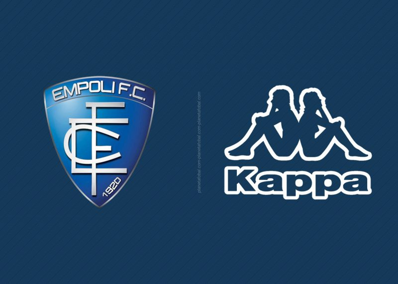 Empoli será vestido por Kappa desde 2018/19