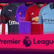 Las camisetas de la Premier League 2018/2019