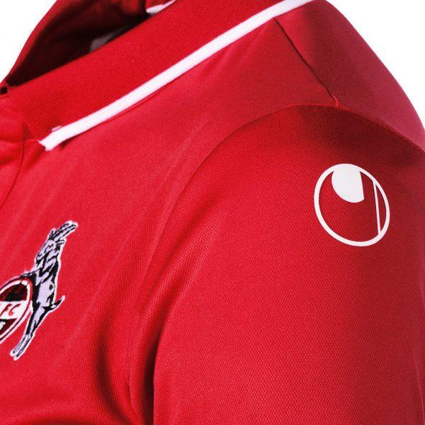 Camiseta suplente uhlsport del FC Koln | Imagen Web Oficial