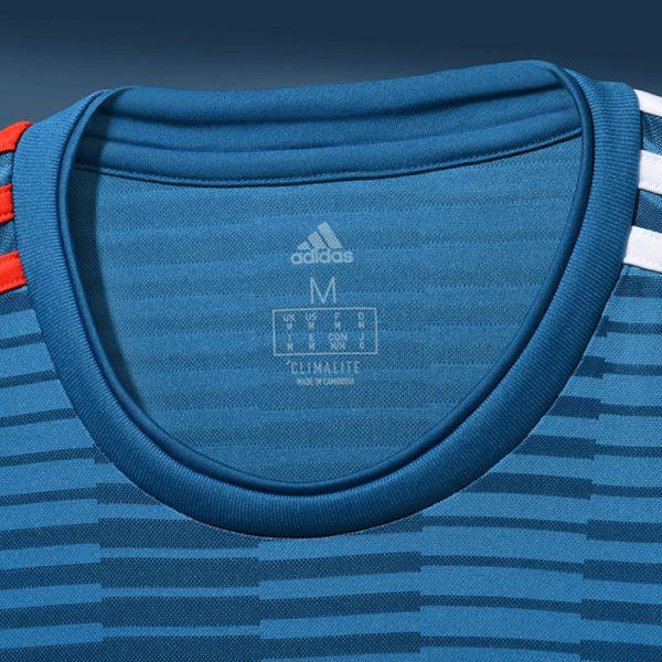 Camiseta suplente Adidas del Feyenoord para 2018/2019 | Foto web oficial
