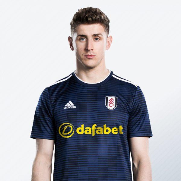 Camiseta suplente Adidas del Fulham 2018/2019 | Imagen Web Oficial