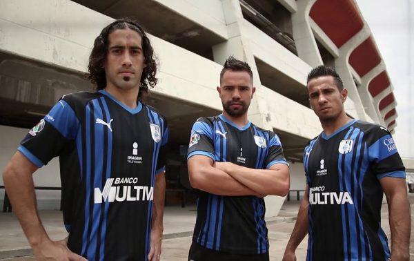 Camisetas Puma del Club Querétaro 2018 19 c04d470b1b4eb