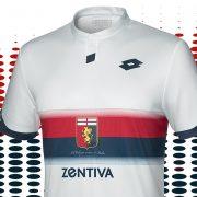 Camiseta suplente Lotto del Genoa 2018/19 | Imagen Web Oficial