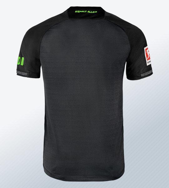 Camiseta suplente Jako del Hannover 96 2018/2019   Imagen Web Oficial